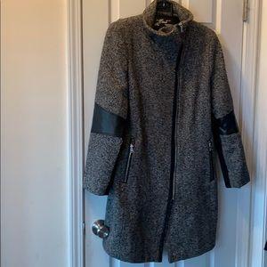 Jackets & Blazers - Warm Calvin Klein winter coat.  Zip up,